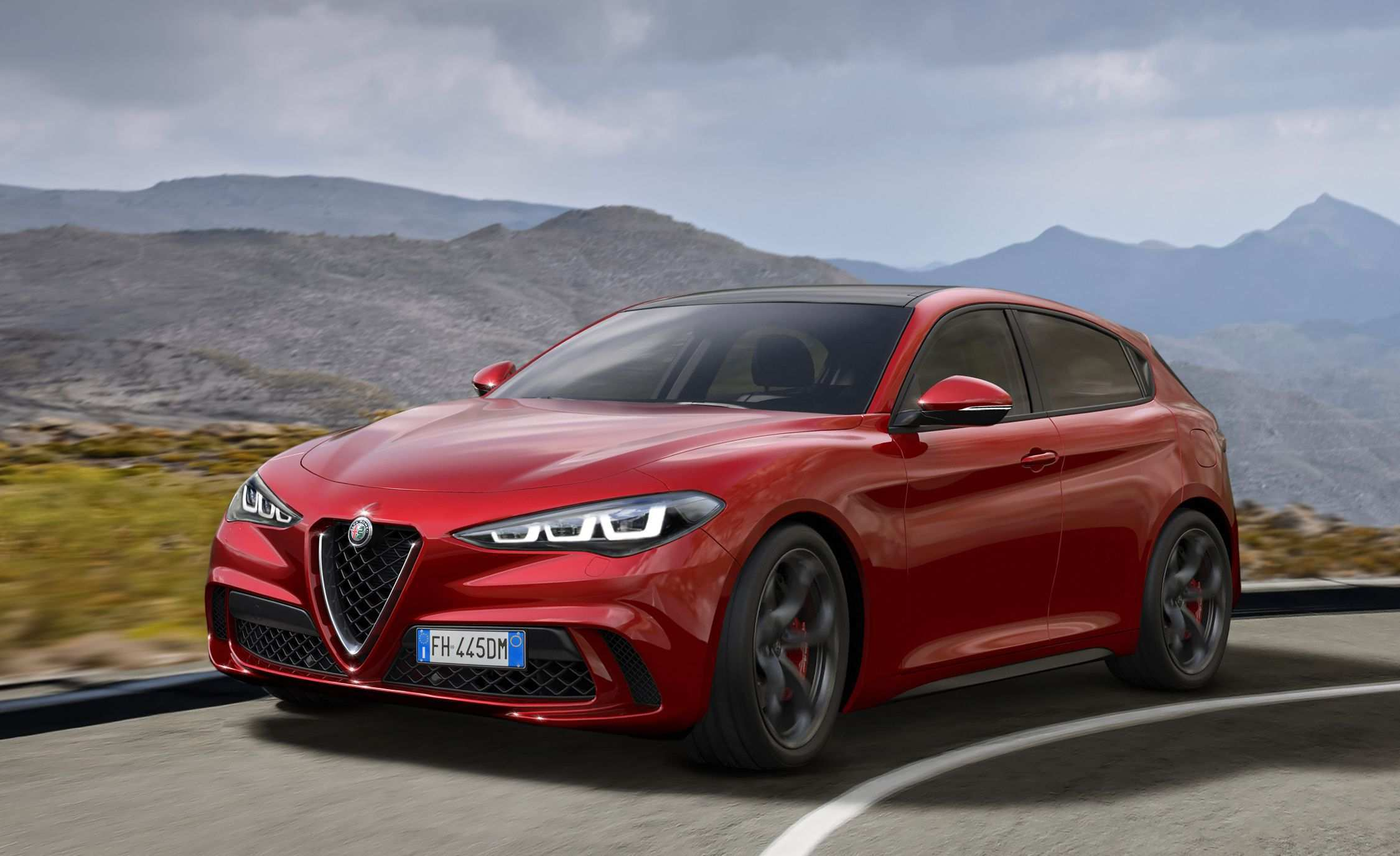 89 The Best 2019 Alfa Romeo Giulietta New Model And Performance