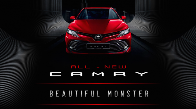 89 The Best 2019 All Toyota Camry Overview
