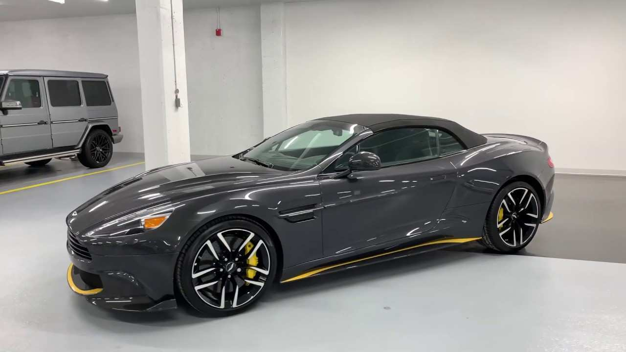 89 The Best 2019 Aston Martin Vanquish Release