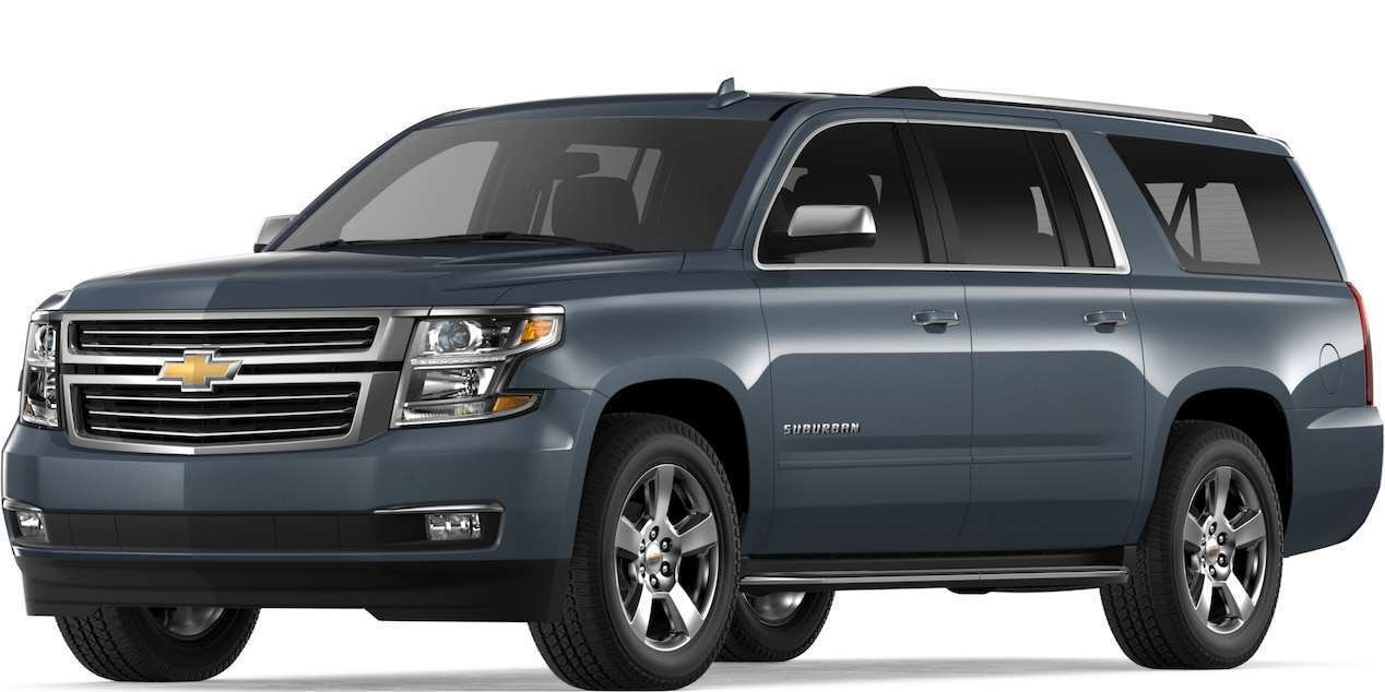 89 The Best 2019 Chevrolet Suburban Ratings