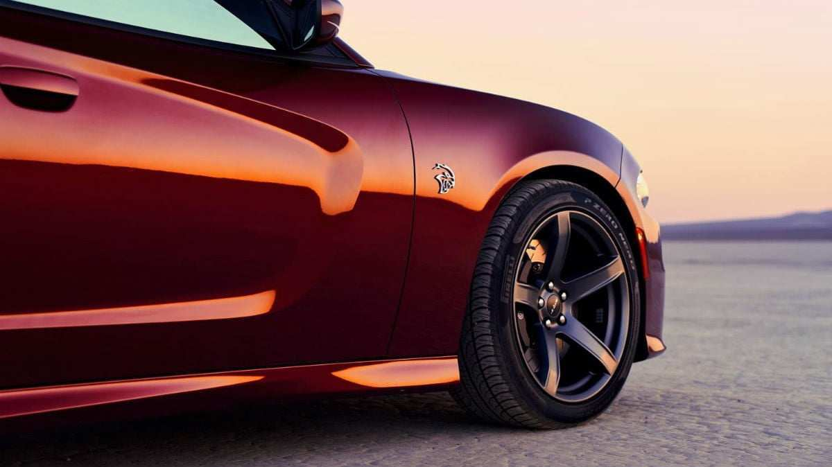 89 The Best 2019 Dodge Charger Srt 8 Release Date