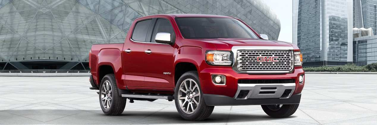 89 The Best 2019 GMC Canyon Research New
