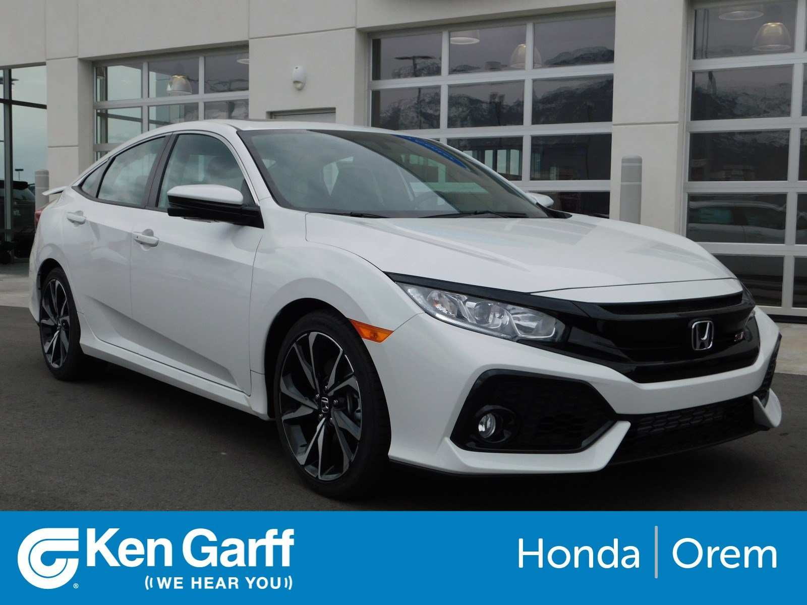 89 The Best 2019 Honda Civic Si Release Date And Concept