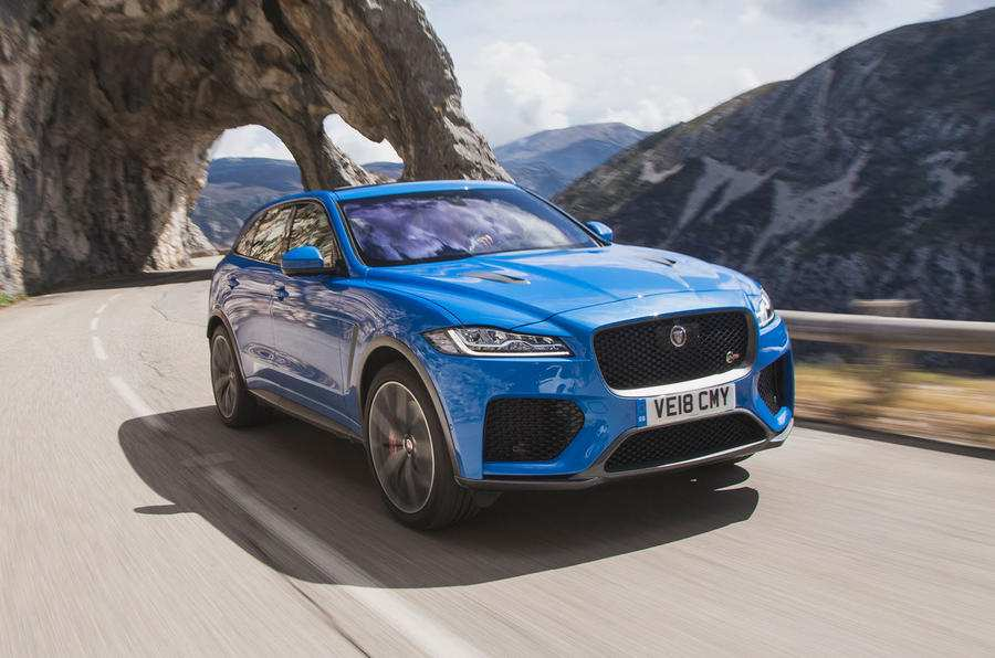 89 The Best 2019 Jaguar F Pace Svr 2 Release