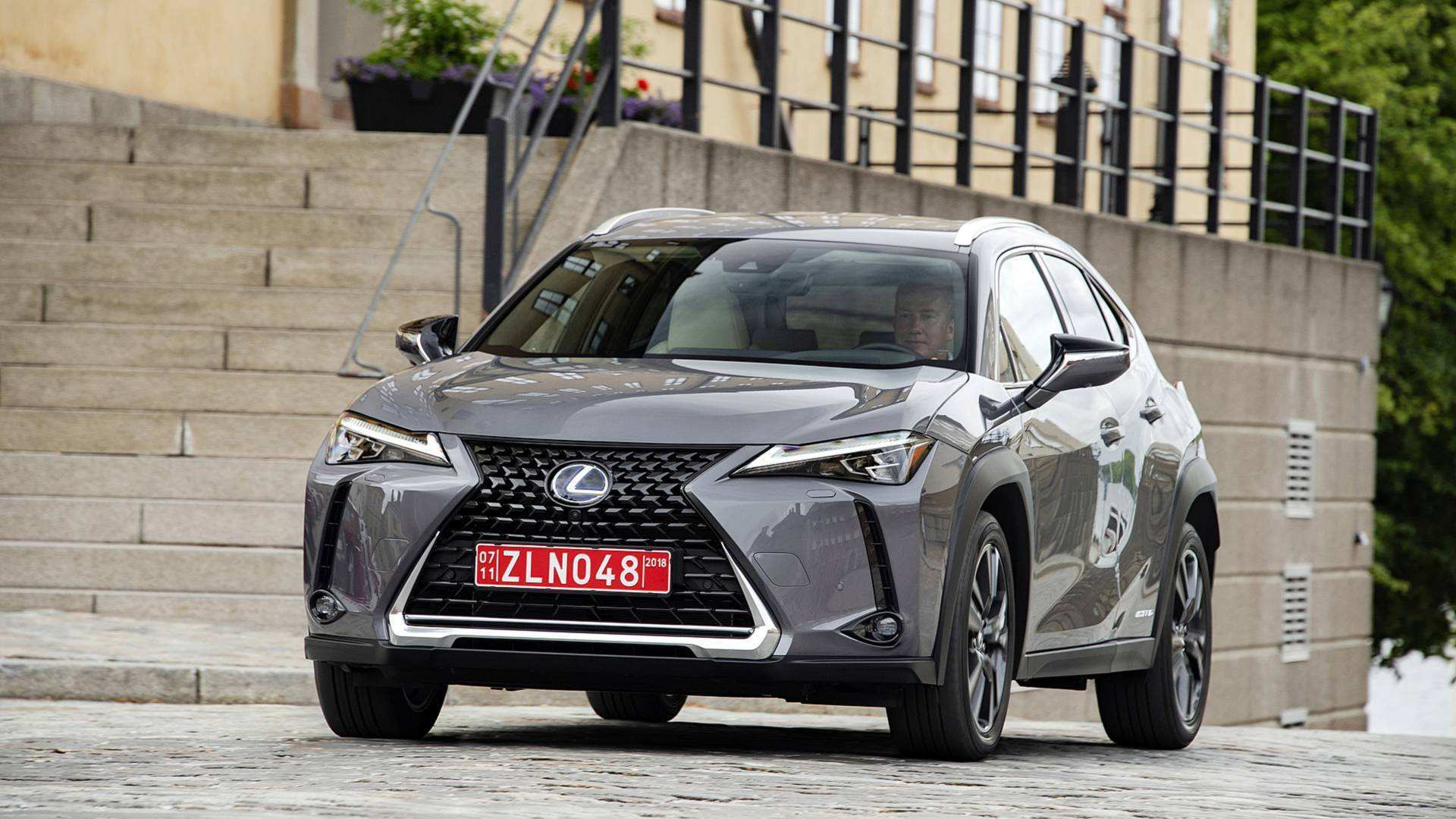 89 The Best 2019 Lexus Ux Hybrid Redesign And Concept