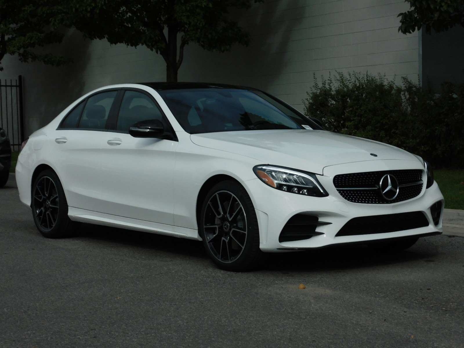 89 The Best 2019 Mercedes C Class Redesign