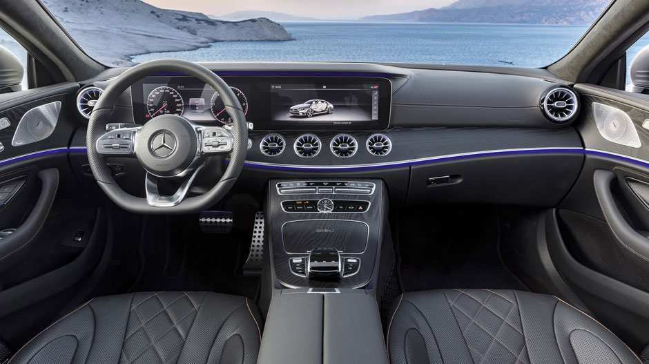89 The Best 2019 Mercedes Cls Class Spesification