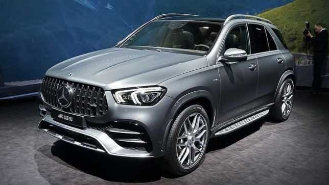 89 The Best 2019 Mercedes GLE Redesign And Review