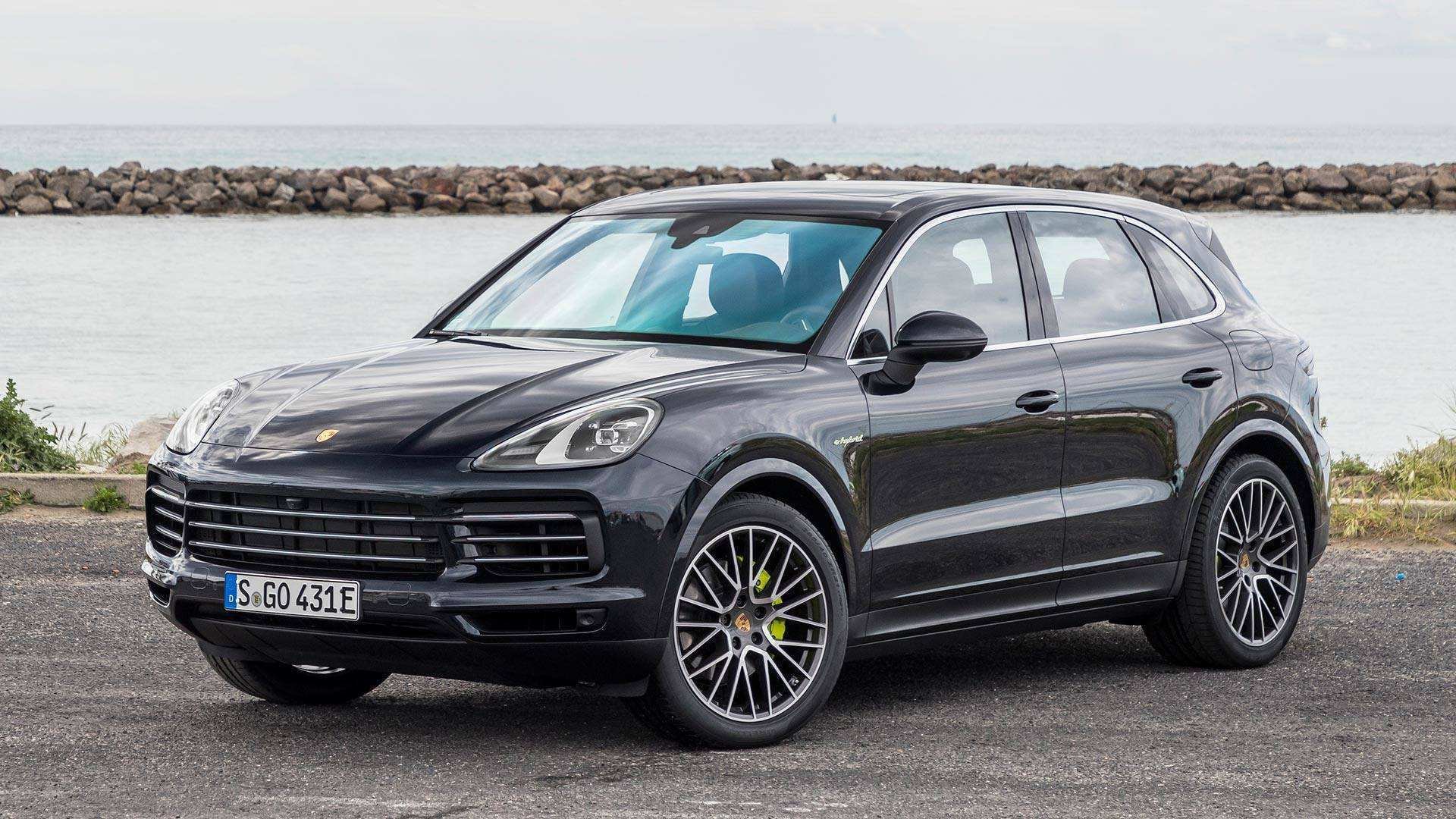 89 The Best 2019 Porsche Cayenne Redesign