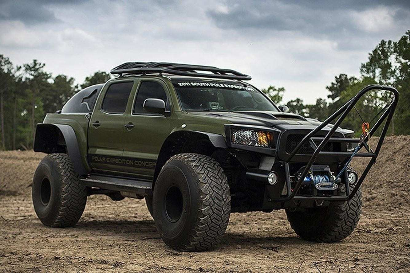 89 The Best 2019 Toyota Tacoma Diesel Trd Pro Redesign And Review