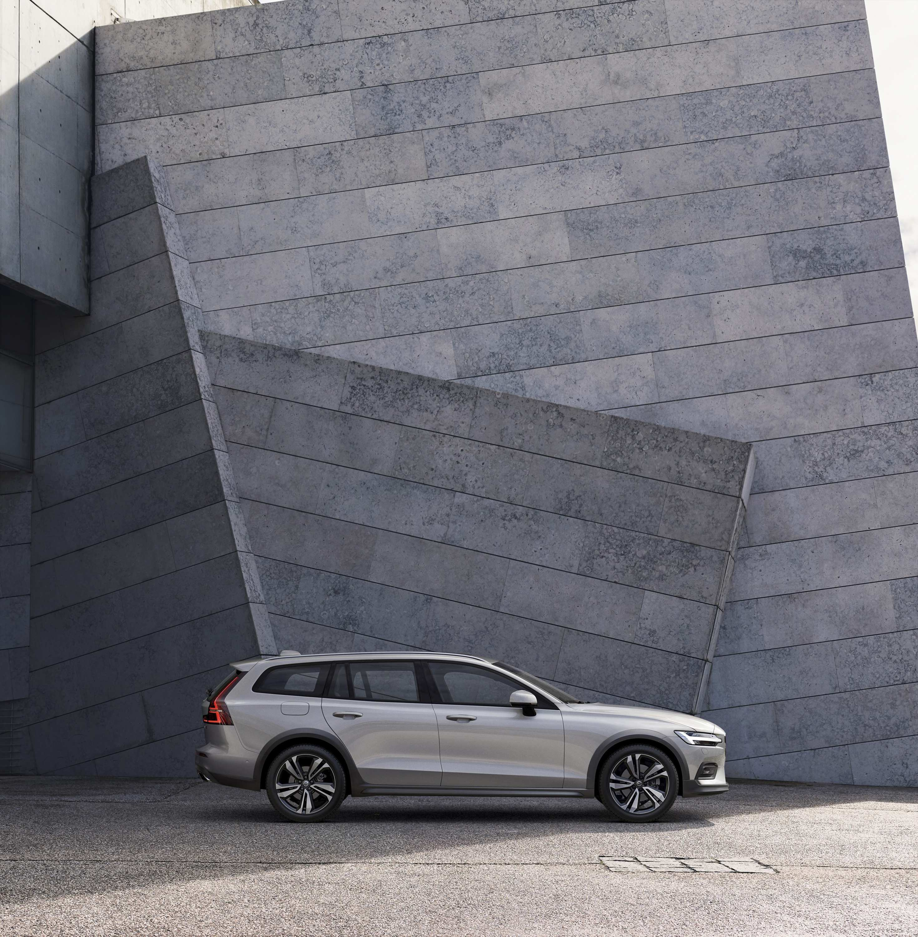 89 The Best 2019 Volvo V60 Cross Country New Concept