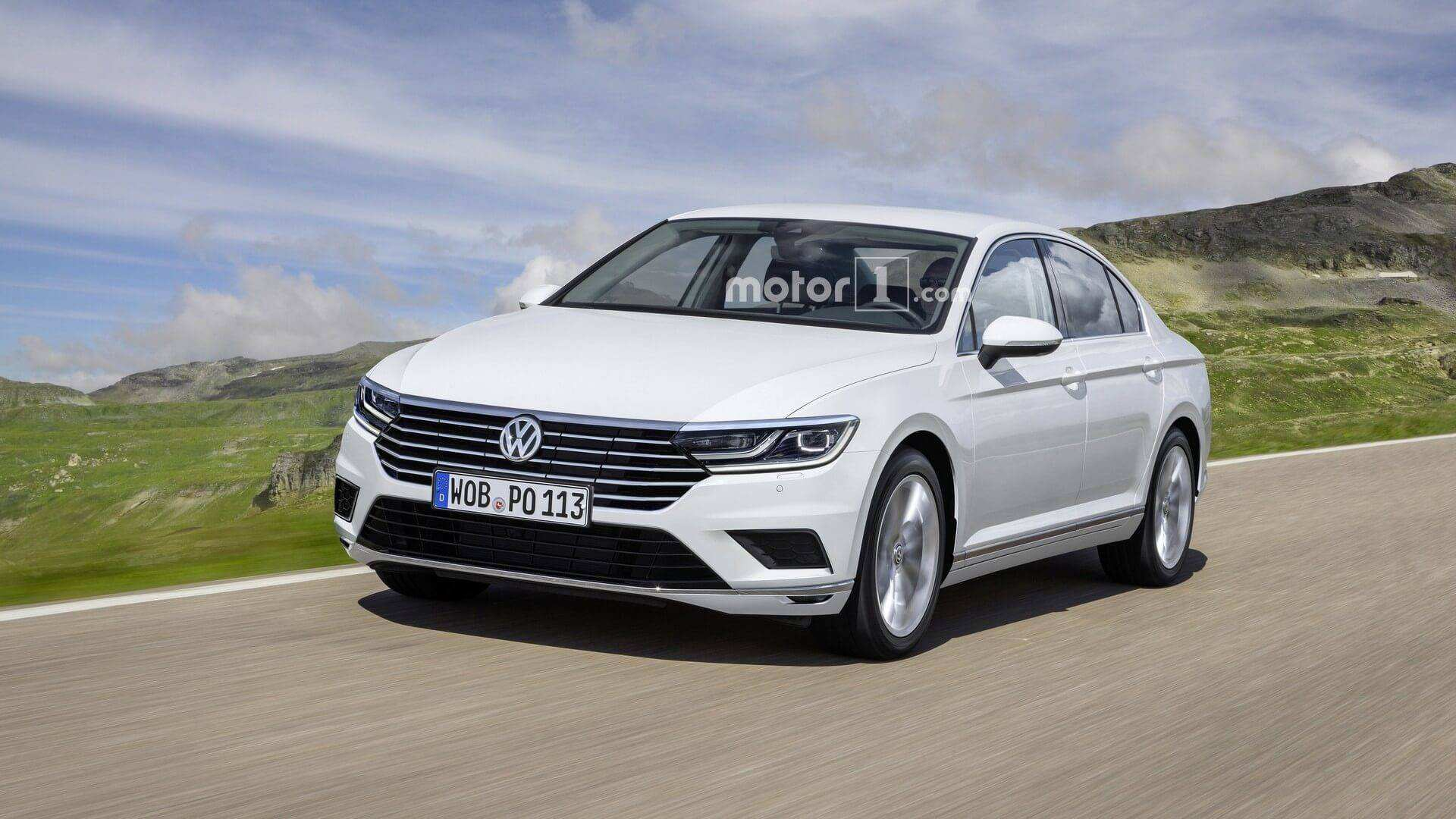 89 The Best 2019 Vw Passat Style