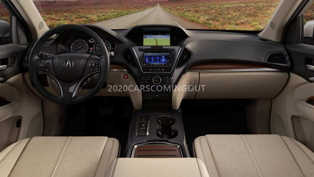 89 The Best 2020 Acura Mdx Rumors Research New