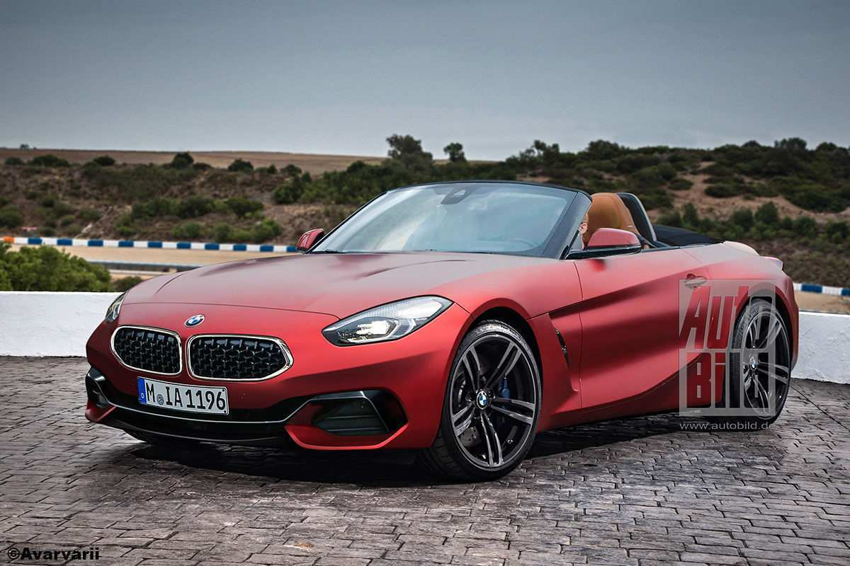 89 The Best 2020 BMW Z4 Images