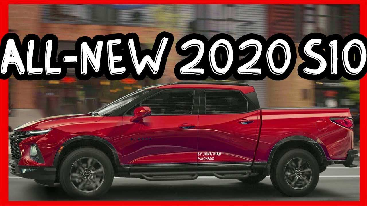 89 The Best 2020 Chevrolet Colorado Release Date And Concept