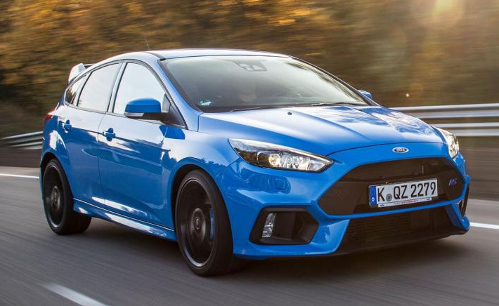 89 The Best 2020 Ford Focus Rs St First Drive