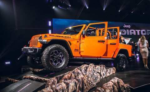 89 The Best 2020 Jeep Gladiator Length Exterior And Interior