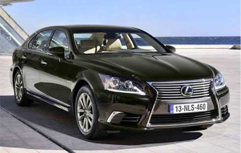 89 The Best 2020 Lexus Ls 460 New Model And Performance