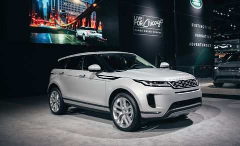 89 The Best 2020 Range Rover Evoque Images