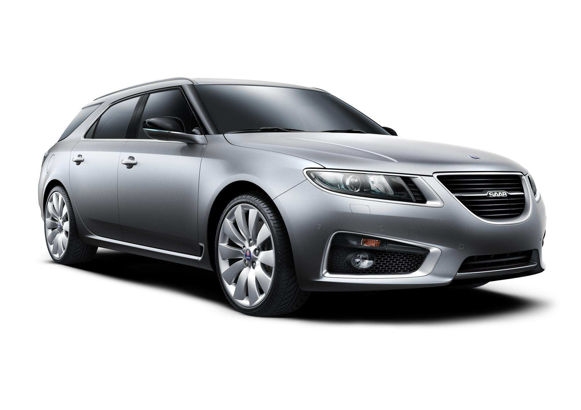 89 The Best 2020 Saab 9 5 Redesign And Concept