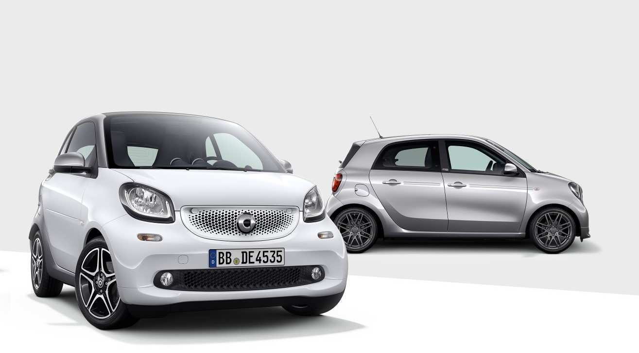 89 The Best 2020 Smart Fortwo Exterior