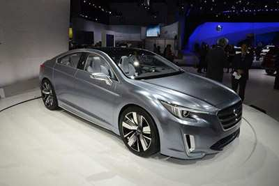 89 The Best 2020 Subaru Legacy Redesign Reviews