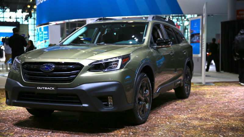 89 The Best 2020 Subaru Outback Ground Clearance Redesign