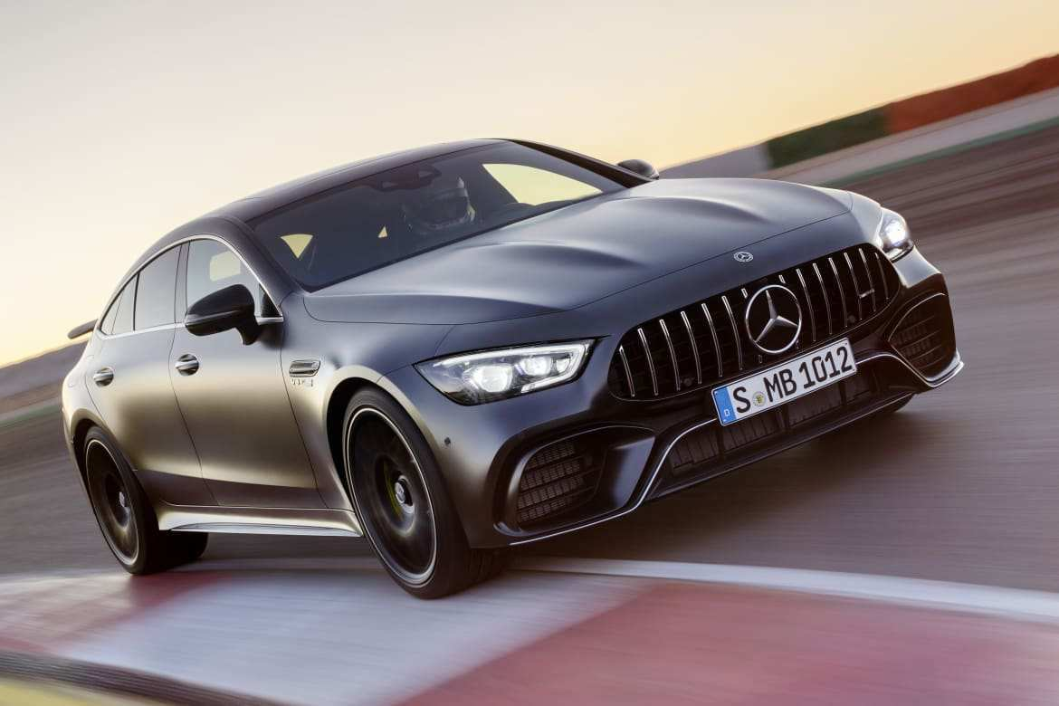 89 The Best Mercedes Amg Gt 2019 Performance