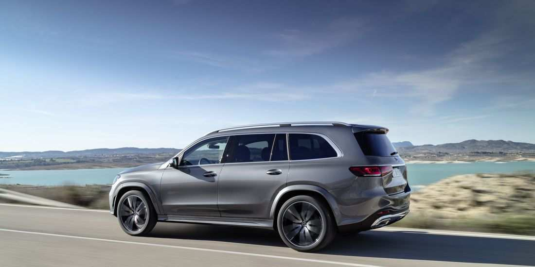 89 The Best Mercedes Maybach Gls 2019 Release Date And Concept