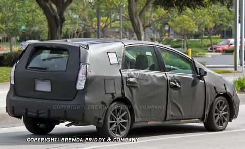 89 The Best Spy Shots Toyota Prius Specs And Review