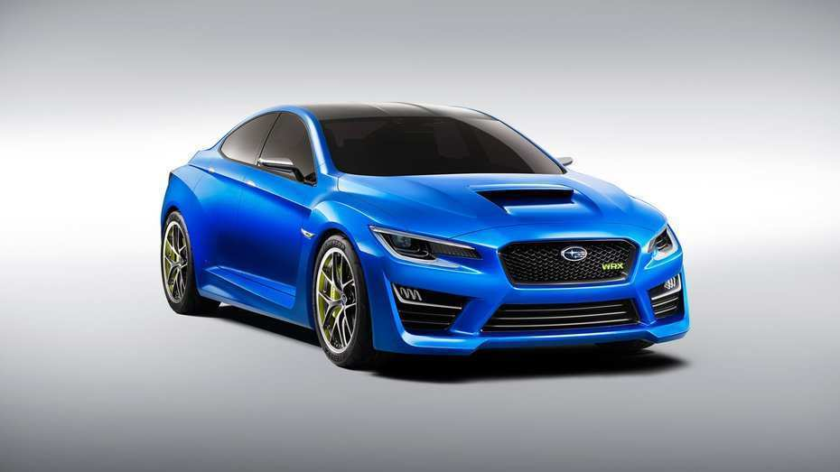 89 The Best Subaru New Wrx 2020 Overview