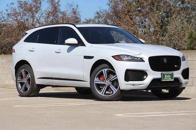 89 The Best Suv Jaguar 2019 Review