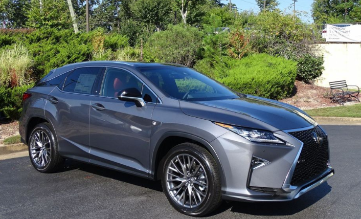 89 The Best When Will The 2020 Lexus Rx 350 Be Available Performance
