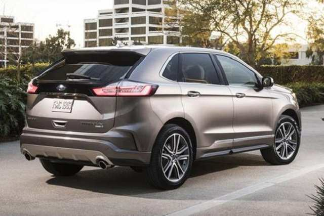 89 The Ford Edge 2020 History