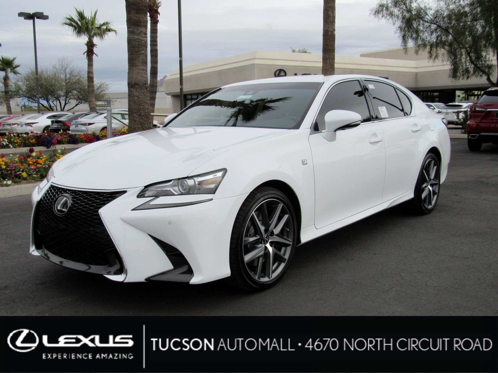 89 The Lexus 2019 F Sport Redesign