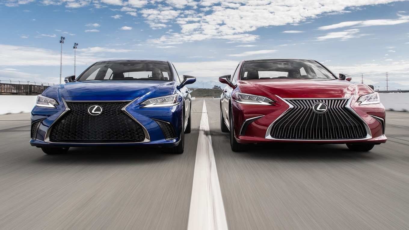 89 The Lexus Es 2019 Debut Specs And Review