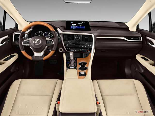 89 The Lexus Lx 2019 Interior Release