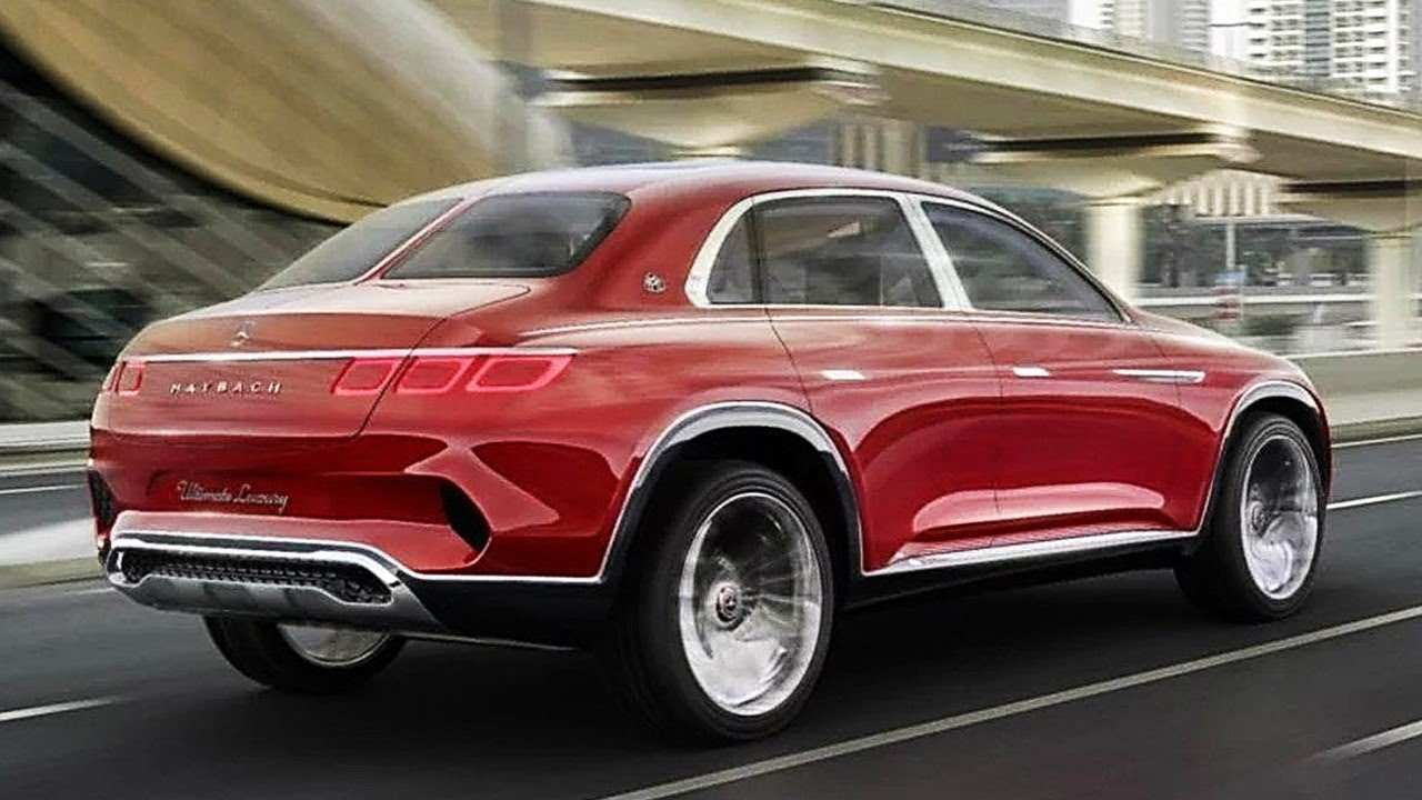 89 The Mercedes Maybach Suv 2019 Prices