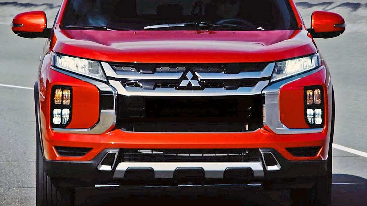 89 The Mitsubishi Asx 2020 Youtube History