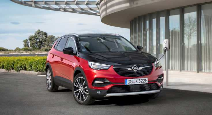 89 The Opel Jeep 2020 Overview