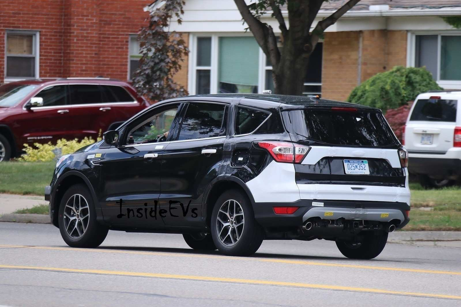 89 The Spy Shots Ford Fusion Release Date And Concept
