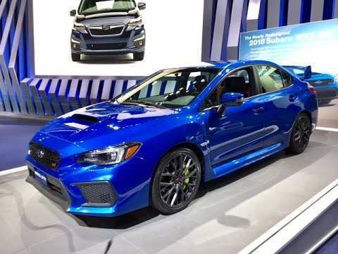 89 The Subaru Impreza Sti 2019 Images