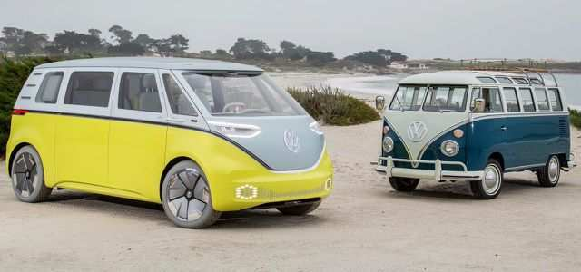 89 The Volkswagen Buzz 2020 Redesign