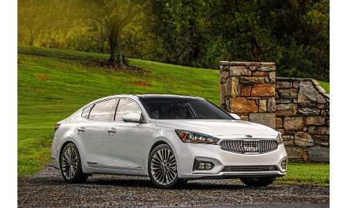 90 A 2019 All Kia Cadenza Spy Shoot