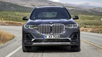 90 A 2019 BMW X7 Suv Series Redesign And Review