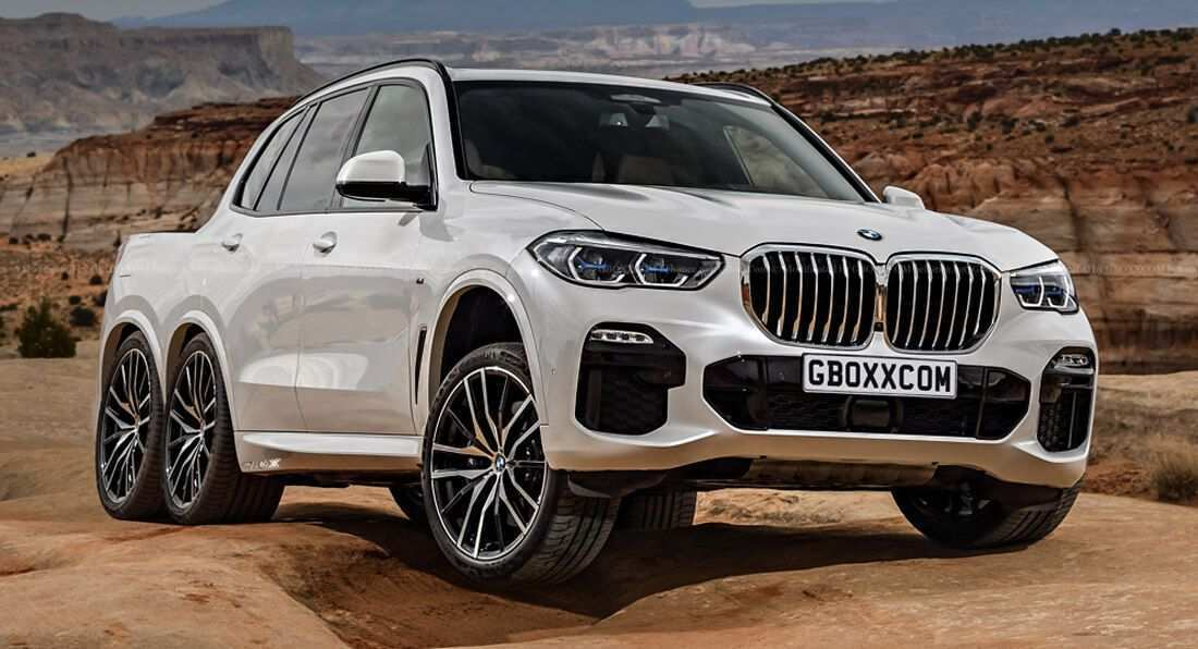 90 A 2019 Bmw Truck Pictures Exterior