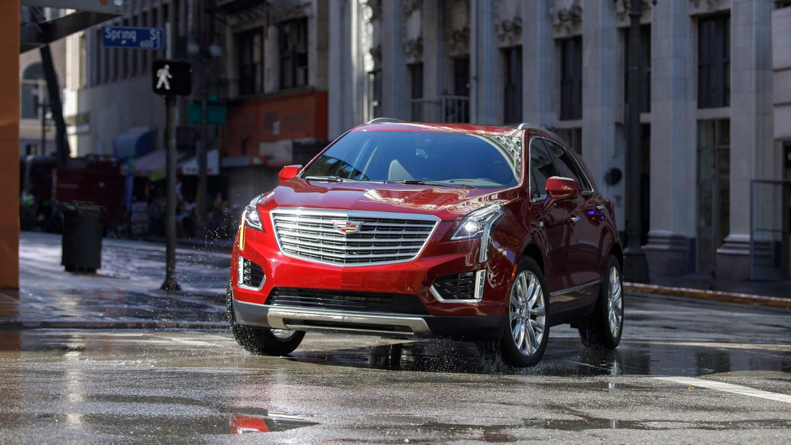 90 A 2019 Cadillac SRX Review And Release Date