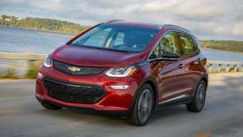 90 A 2019 Chevrolet Volt New Model And Performance