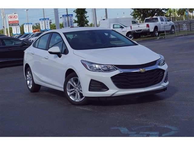 90 A 2019 Chevy Cruze History