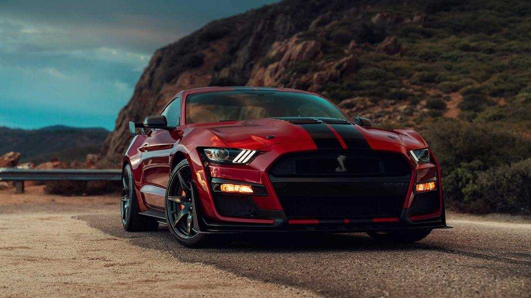 90 A 2019 Ford Mustang Shelby Gt500 Release